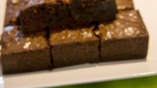 Minecraft Dirt Brownie