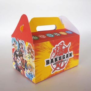 Bakugan Favor Box