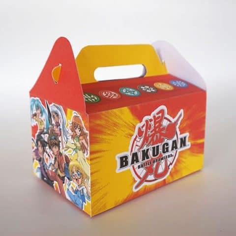 Bakugan Favor Box