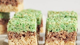 Minecraft Rice Krispy