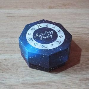 Astrology Favor Box