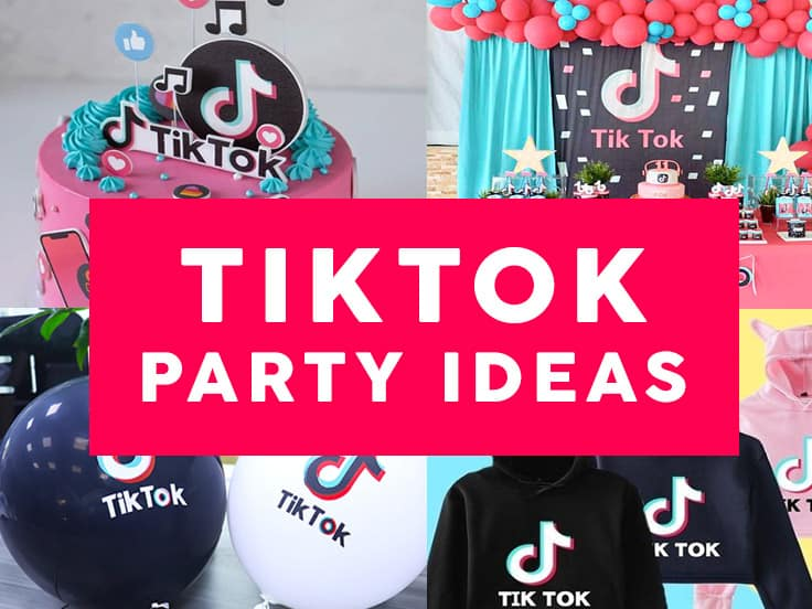 TikTok Party ideas
