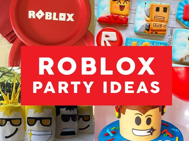 Roblox Party ideas