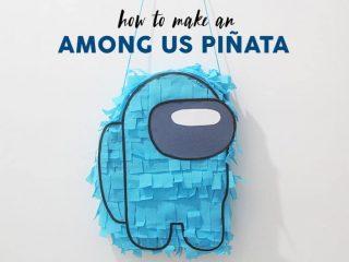 Among Us Piñata image